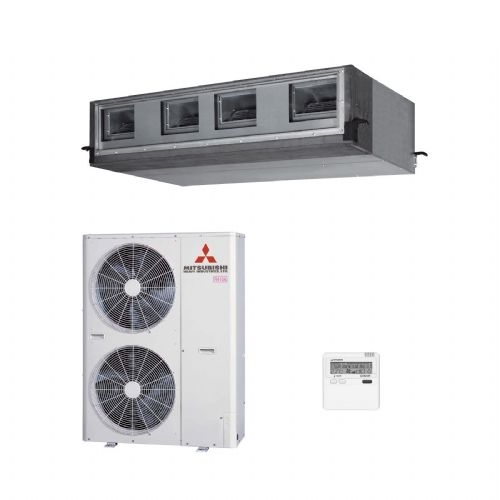 Mitsubishi Heavy Industries Air Conditioning FDU200VG Ducted 20Kw/68000Btu Heat Pump Inverter 415V~50Hz